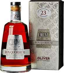 Ром «Quorhum 23 Years Old» в подарочной упаковке