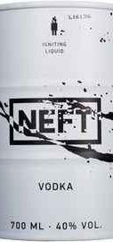 Водка «Neft Special Edition No.3»