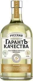 Настойка горькая «Русский Гарантъ Качества Хренная»