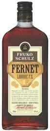 Настойка горькая «Fruko Schulz Fernet»