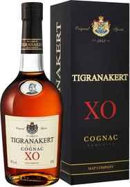 Коньяк армянский «Tigranakert XO» в подарочной упаковке