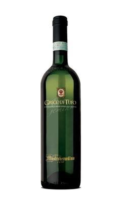 Вино белое сухое «Greco di Tufo, 0.375 л» 2006 г.
