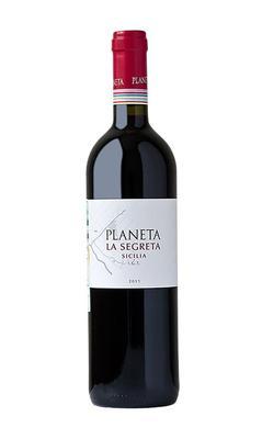 Вино красное сухое «Planeta La Segreta, 0.75 л» 2011г.