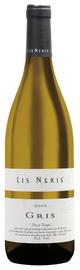 Вино белое сухое «Lis Neris Gris Pinot Grigio » 2010 г.