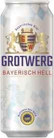 Пиво «Grotwerg» в жестяной банке
