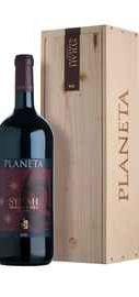 Вино красное сухое «Planeta Syrah» 2008 г., в деревянной коробке