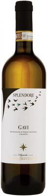 Вино белое сухое «Colle Belvedere Splendore Gavi» 2018 г.