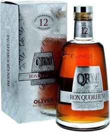 Ром «Quorhum 12 Years Old» в подарочной упаковке