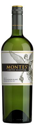 Вино белое сухое «Montes Limited Selection Sauvignon Blanc» 2013 г.
