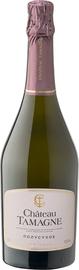 Вино игристое белое полусухое «Шато Тамань Белое Тамани»