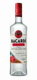 Спиртной напиток на основе невыдержанного рома «Bacardi Razz»