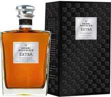 Коньяк французский «Henri Mounier Extra» в подарочной упаковке