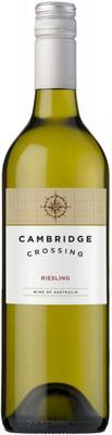 Вино белое сухое «Cambridge Crossing Riesling» 2020 г.