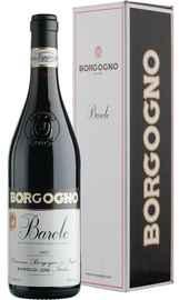 Вино красное сухое «Barolo» 2007 г., в подарочной упаковке
