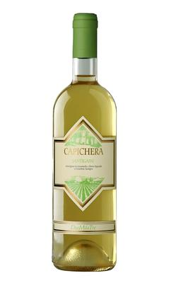 Вино белое сухое «Santigaini» 2009 г.