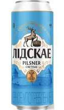 Пиво «Pilsner» в жестяной банке
