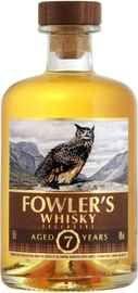 Виски российский «Fowler's 7 Years Old»