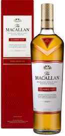 Виски шотландский «Macallan Classic Cut Limited Edition 2020» в подарочной упаковке