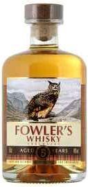 виски российский «Fowler's 5 Years Old»