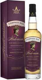 Виски шотландский «Hedonism» в подарочной упаковке