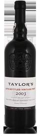 Вино ликерное выдержанное красное «Taylor's Late Bottled Vintage» в подарочной упаковке