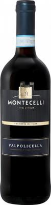 Вино красное сухое «Montecelli Valpolicella»