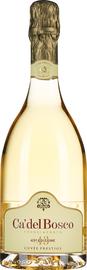 Вино игристое белое экстра брют «Franciacorta Cuvee Prestige Edizione 43» 2018 г.