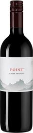 Вино красное сухое «Point Blauer Zweigelt» 2019 г.