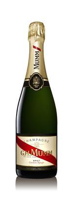 Шампанское белое брют «Mumm Cordon Rouge Brut, 0.375 л»
