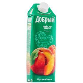 Сок «Добрый Персиковый, 1 л»