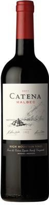 Вино красное сухое «Catena Malbec, 0.75 л» 2011 г.