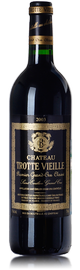 Вино красное сухое «Chateau Trottevieille» 2005 г.