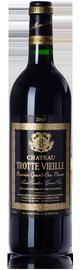Вино красное сухое «Chateau Trottevieille» 2007 г.