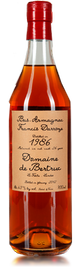 Арманьяк «Bas-Armagnac Domaine de Bertruc» 1986 г.