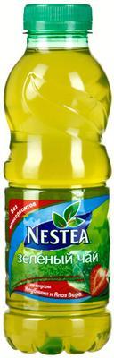 Чайный напиток «Nestea Клубника-Алоэ»