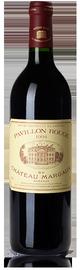 Вино красное сухое «Pavillon Rouge du Chateau Margaux» 2009 г.
