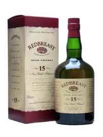 Виски ирландский «Redbreast 15 Years» в подарочной упаковке