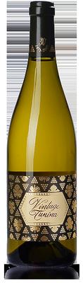 Вино белое сухое «Vintage Tunina, 0.75 л» 2010 г.