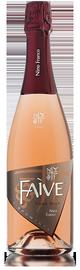 Вино игристое розовое брют «Faive Rose Brut» 2010 г.
