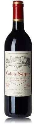 Вино красное сухое «Chateau Calon-Segur» 2005 г.