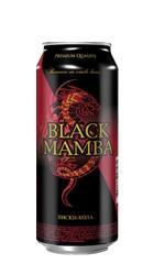Напиток слабоалкогольный газированный «Black Mamba Виски-Кола»