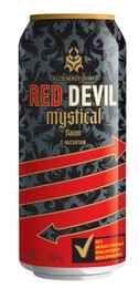 Напиток слабоалкогольный тонизирующий энергетический газированный «Red Devil Mystical Flavor»