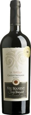 Вино красное сухое «Viu Manent Single Vineyard Cabernet Sauvignon» 2011 г.