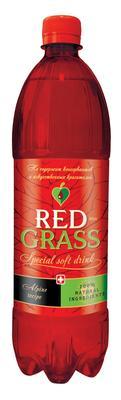 Напиток безалкогольный сильногазированный «Red Grass, 1 л»