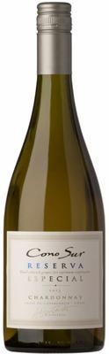 Вино белое сухое «Cono Sur Reserva Especial Chardonnay» 2013 г.