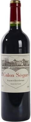 Вино красное сухое «Chateau Calon-Segur» 2007 г.
