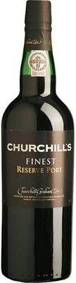 Портвейн красный «Churchill's Finest Reserve Port»