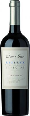 Вино красное сухое «Cono Sur Reserva Especial Carmenere» 2012 г.