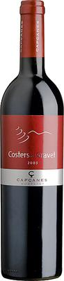 Вино красное сухое «Celler de Capcanes Montsant DO Costers del Gravet» 2009