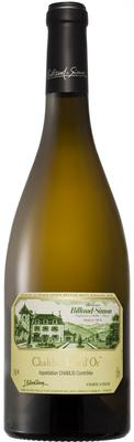 Вино белое сухое «Chablis Cuvee Tete d'Or» 2012 г.